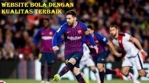 Website Bola Dengan Kualitas Terbaik